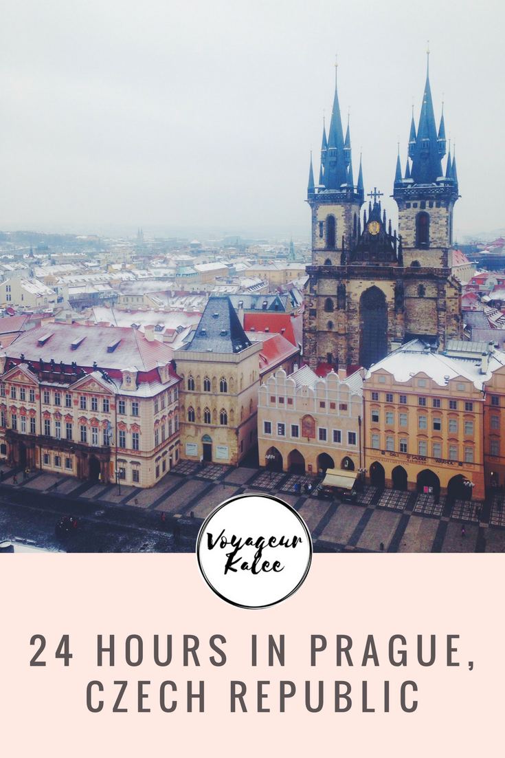 24 Hours in Prague, Czech Republic