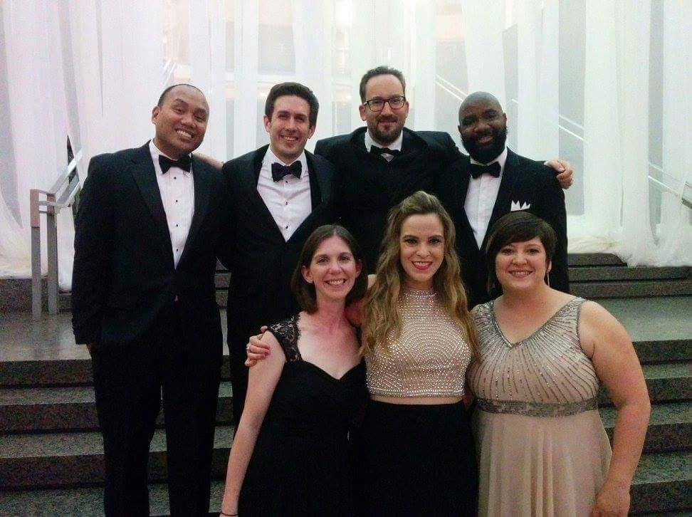 Teacher of the Year Recognition Gala: Oklahoma, Nebraska, California and Washington.