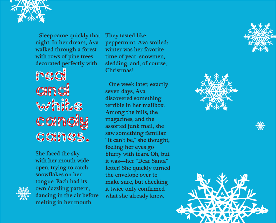 Very Christmas Page 3