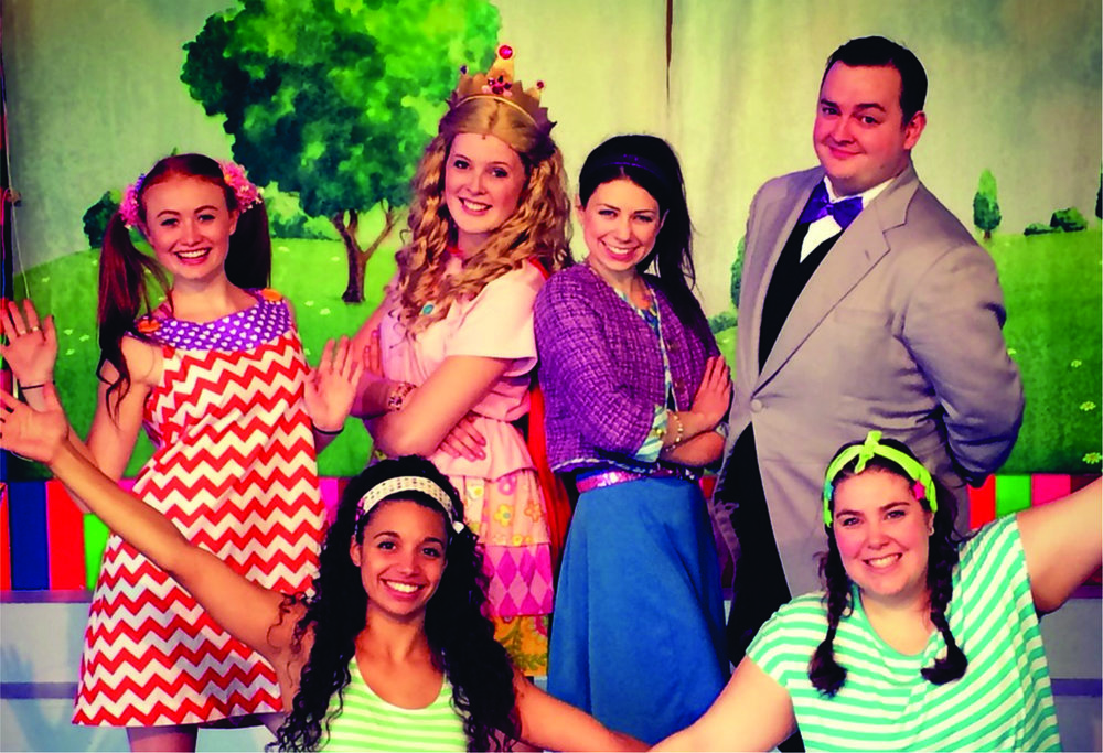 Merrilee Mannerly - A Magnificent New Musical  at Summer Theatre of New Canaan
