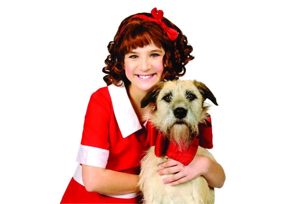 Annie  at Hartford Children's Theatre
