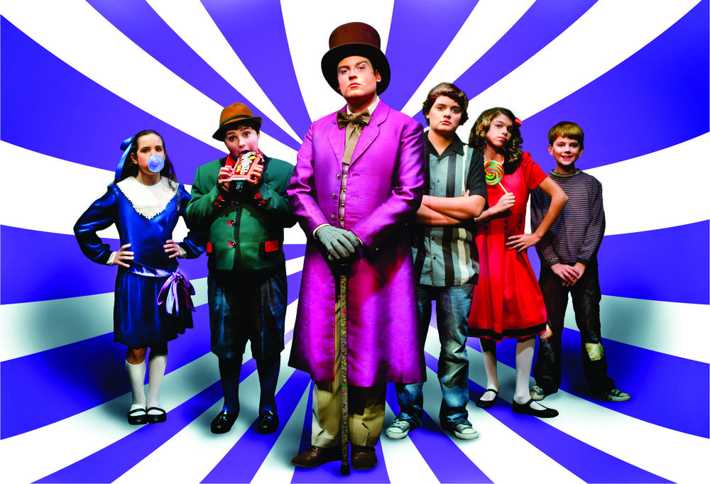 Charlie and the Chocolate Factory  at Hartford Children's Theatre