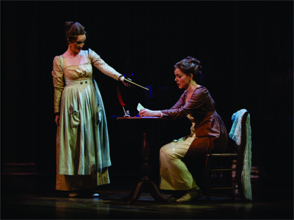 Austen's Pride  at Broadway in the Finger Lakes