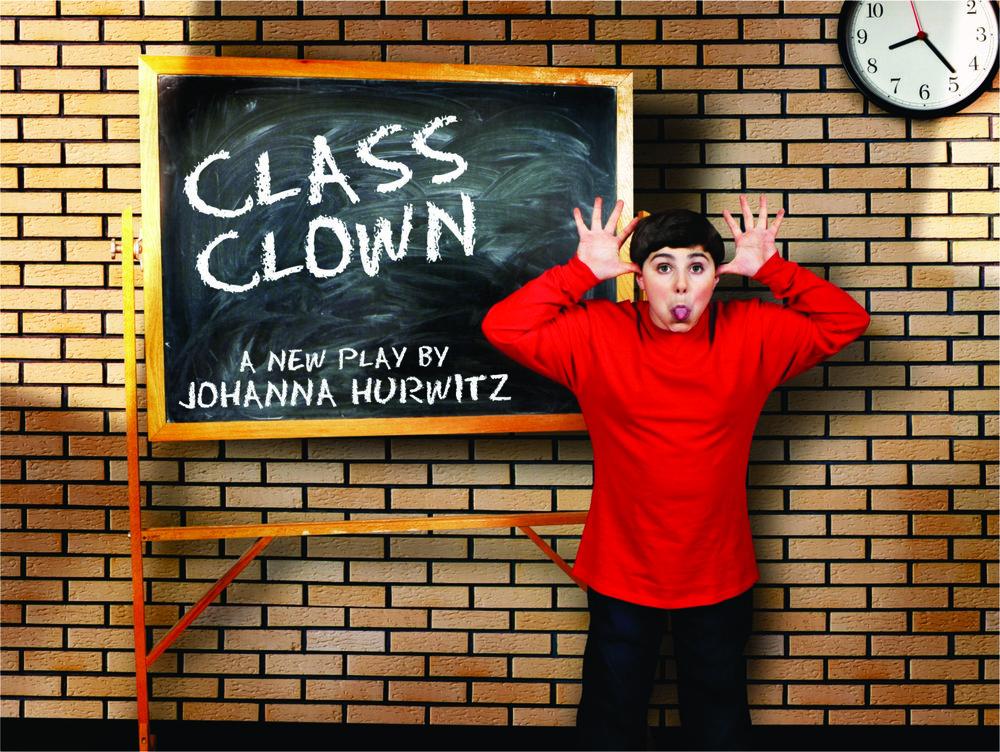 World Premiere  of Class Clown at Hartford Children's Theatre