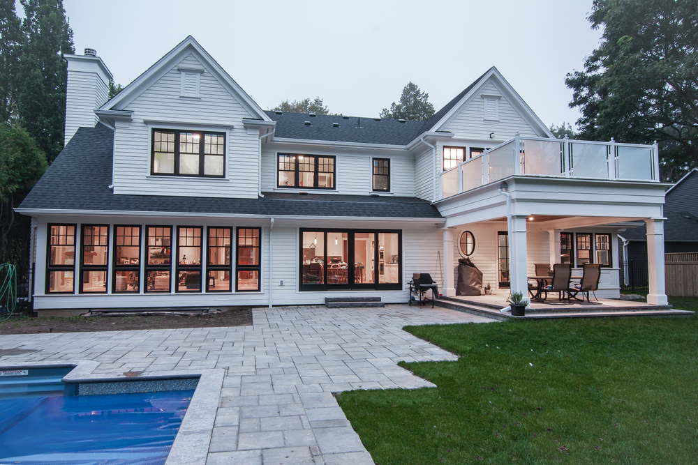 Custom Built New Home Oakville Whitehall Homes