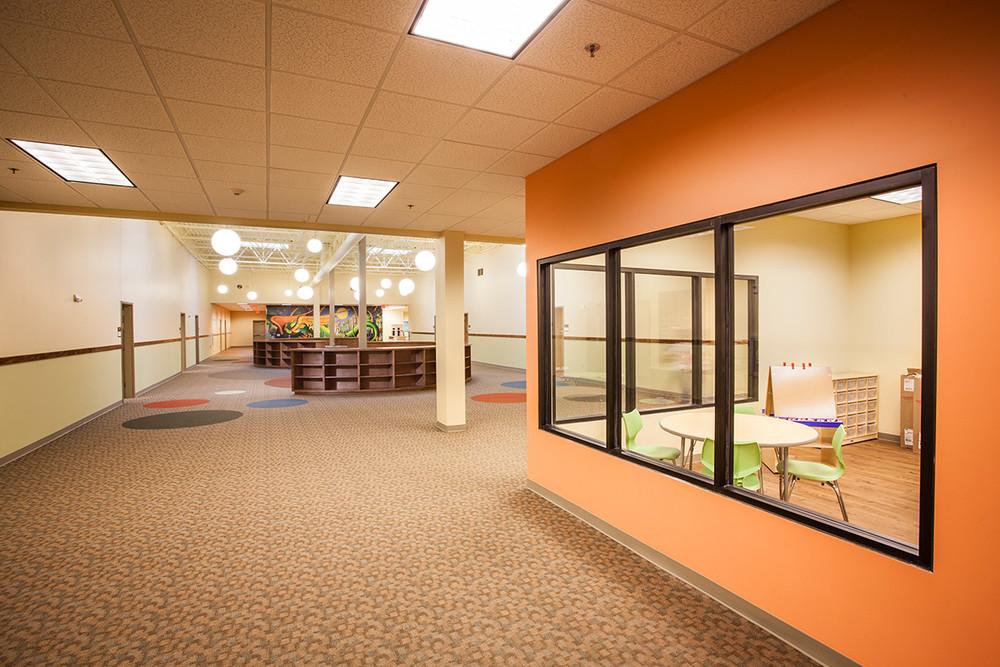 Lower School Library