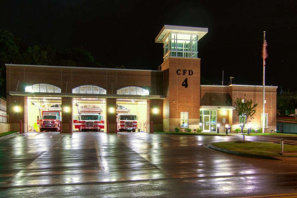 Firestation #4 in Cartersville, GA