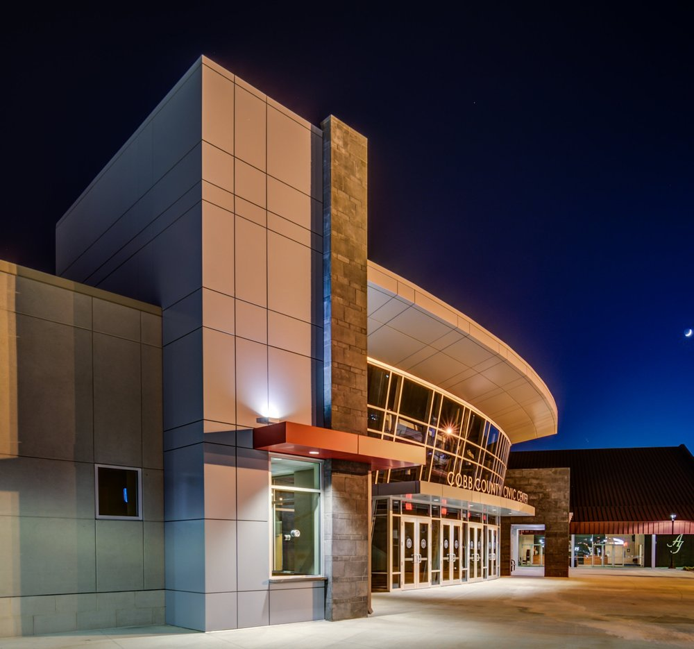 Cobb Civic Center - Exterior_6677 (06-08-2016).jpg