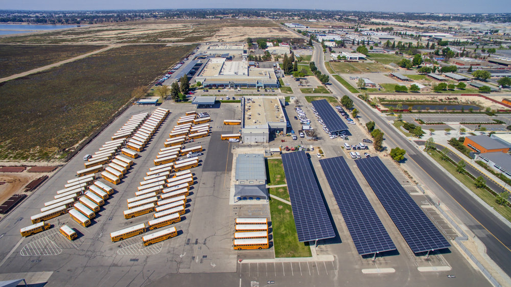 Kern High School District Solar PV PPA
