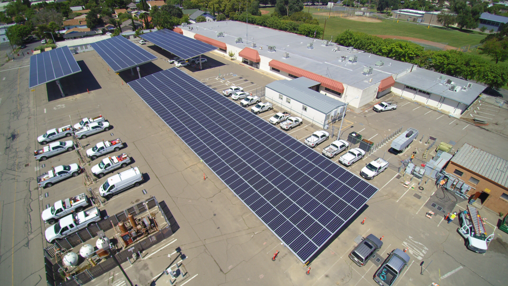 County of San Joaquin Solar PV PPA and RES-BCT