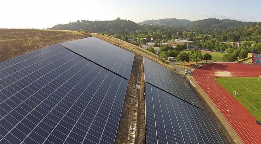 Martinez USD Solar PV