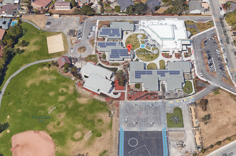 The Cove School Rooftop Solar PV