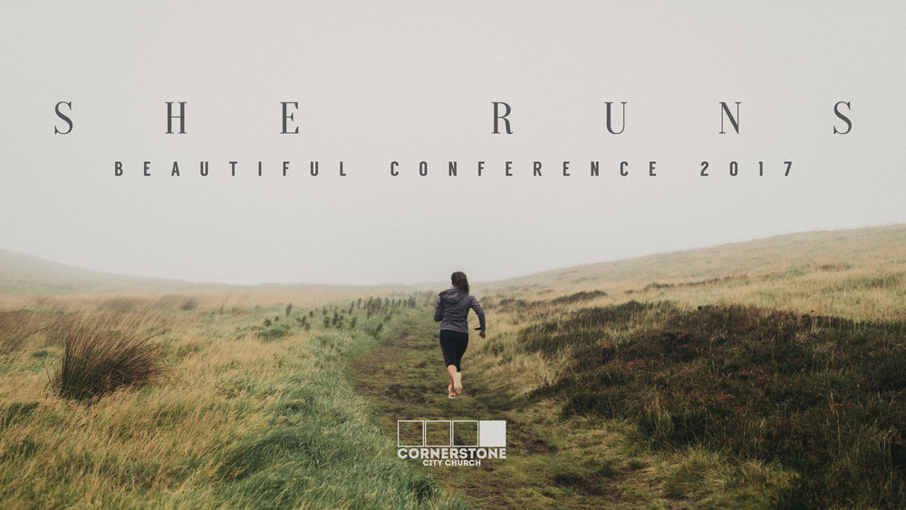 She Runs 2017 women's Beautiful Conference. We had 3 amazing speakers over four sessions.