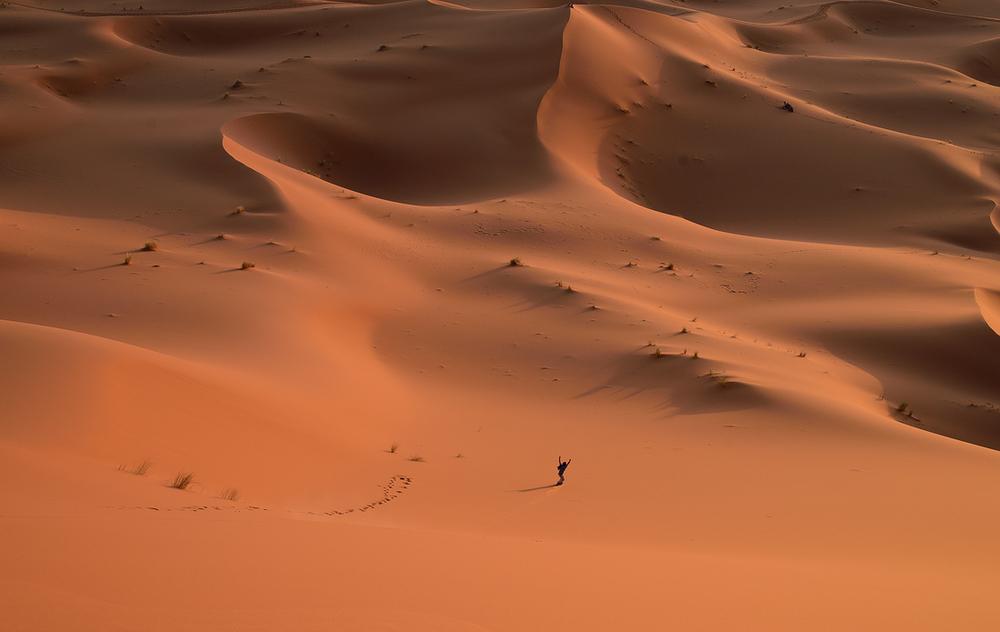 Crazy Dunes