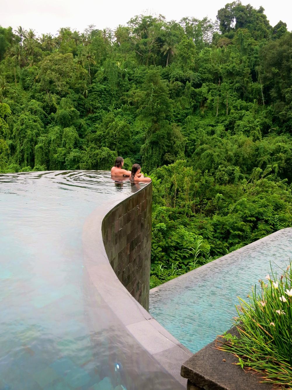 Hanging Gardens Hotel, Ubud