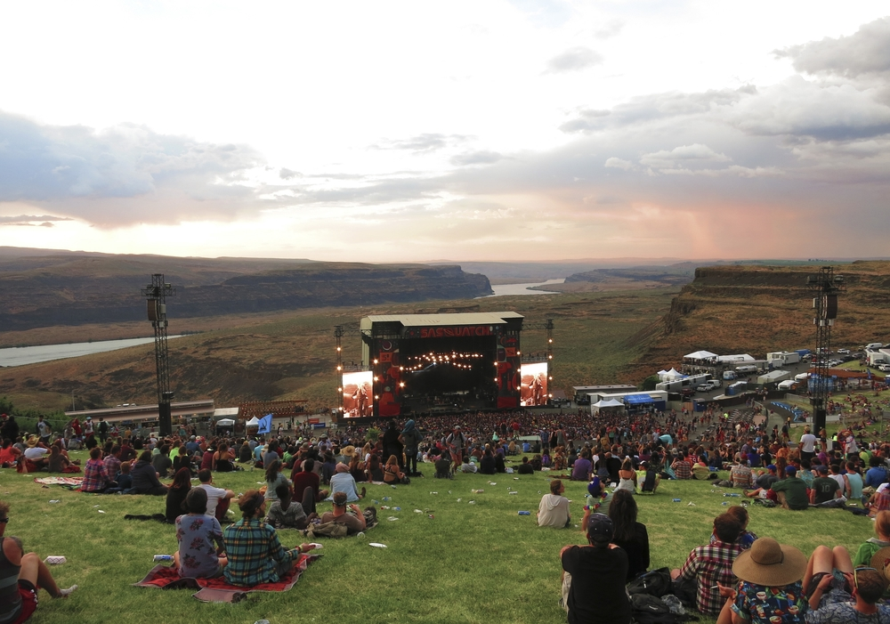 The Gorge Ampitheater