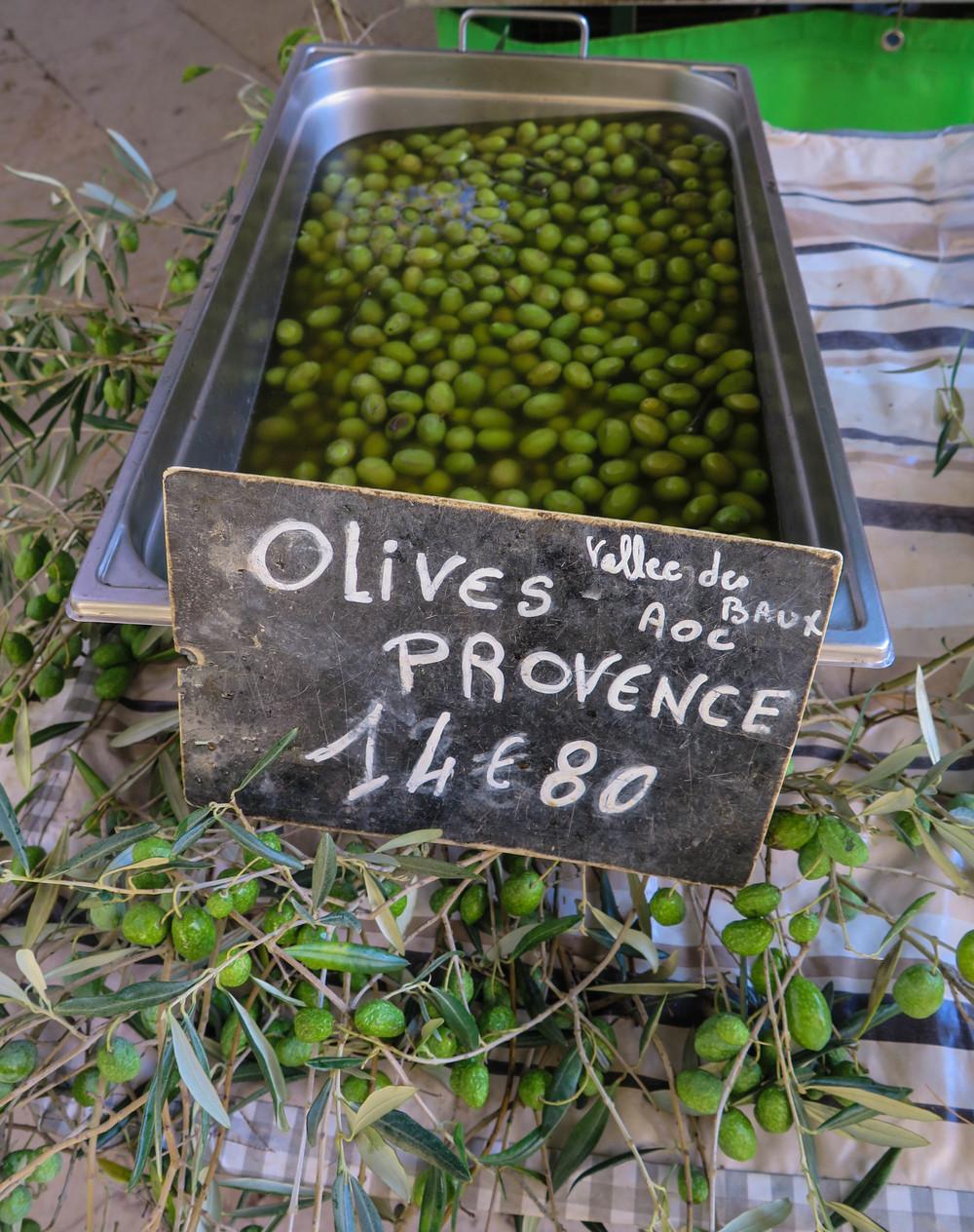 new olives