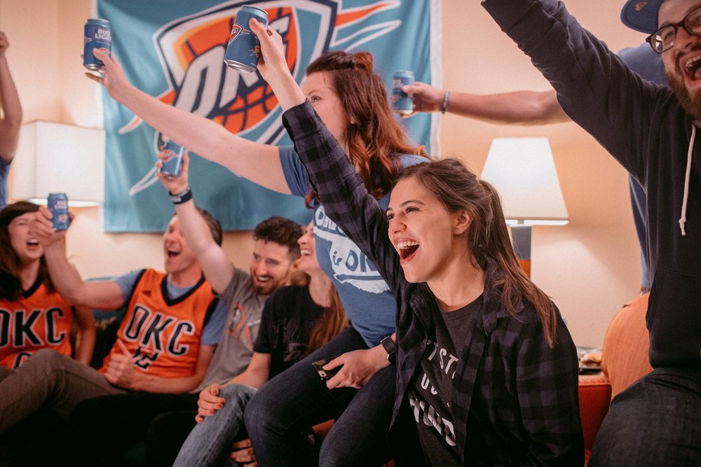 Bud Light: 2017 NBA Playoffs House Parties Influencer Amplification & Content Programs