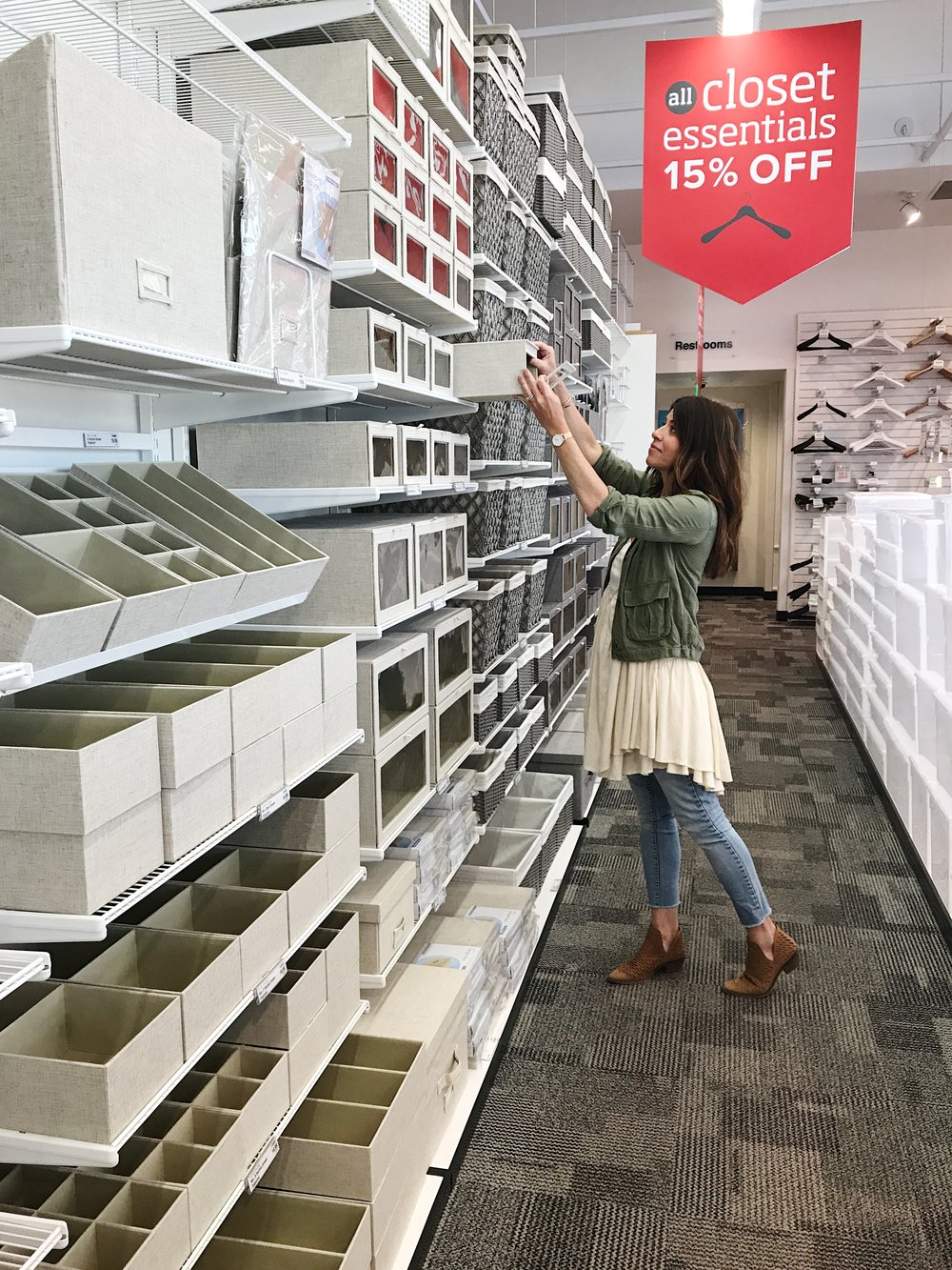 The Container Store:  #TurnYourClosetAround Influencer Amplification & Content Program
