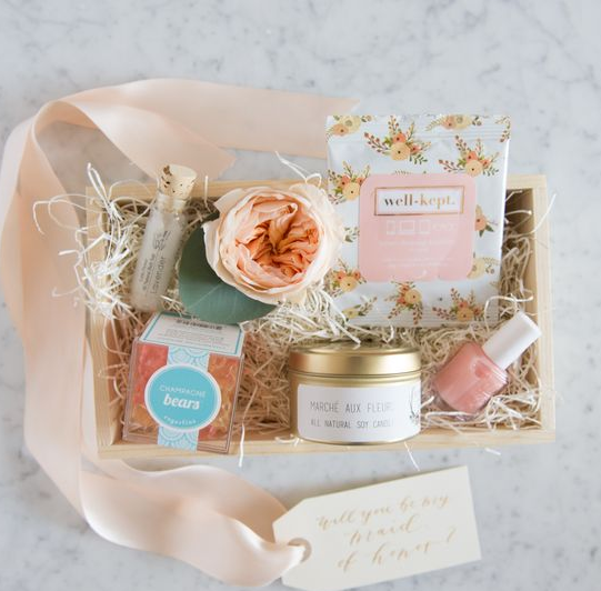 Beautiful Bridesmaid Wedding Gifts That Wont Break The Bank