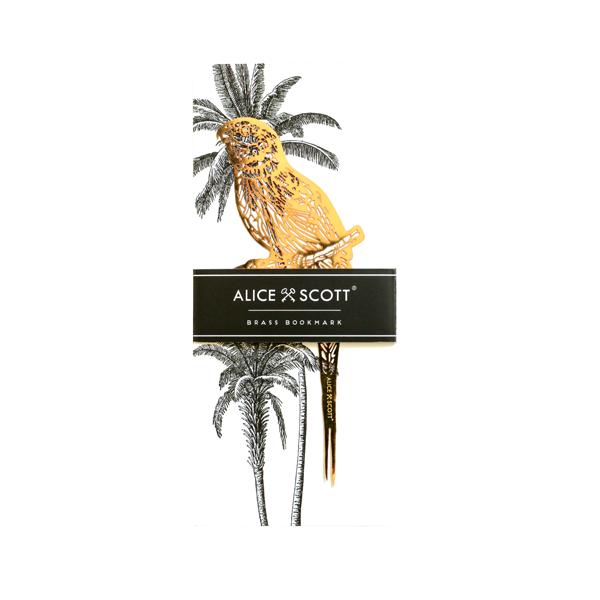 Alice Scott Bookmark