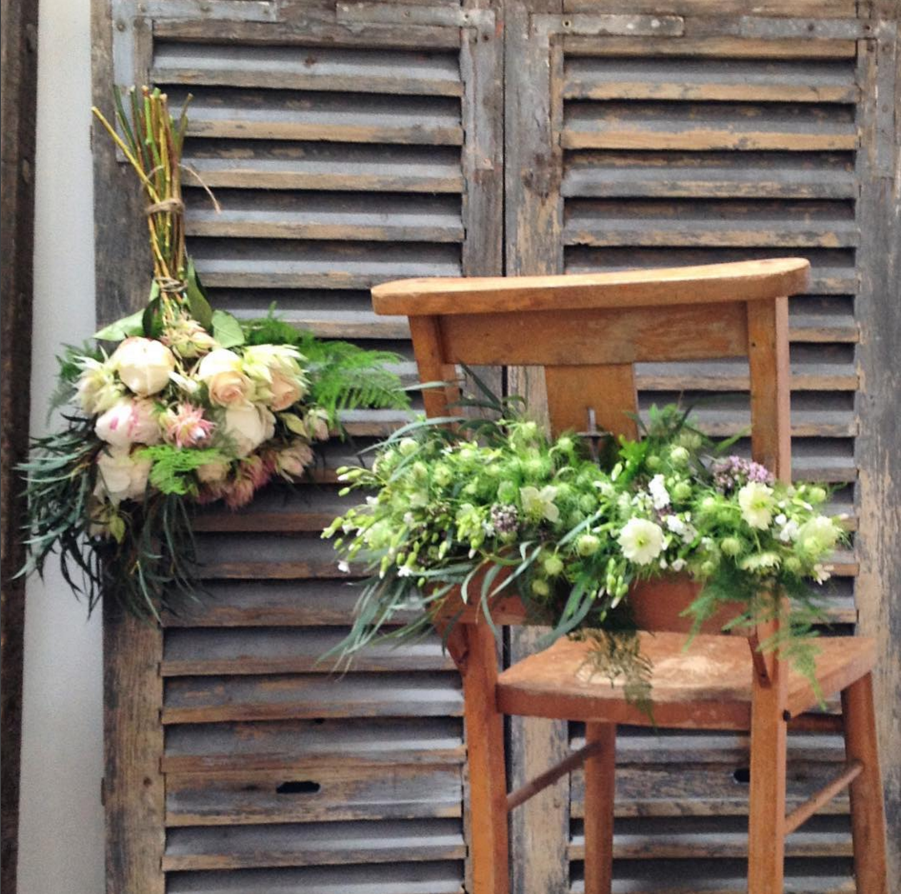 Wedding Party Arrangements