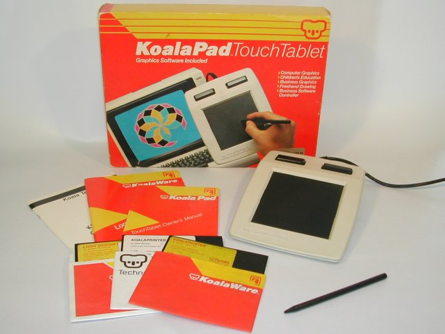 "KoalaPad - the original ""Pad"""