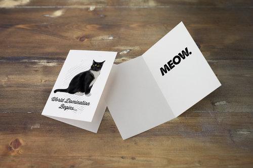 Greeting Cards Mike Brennan Art Design