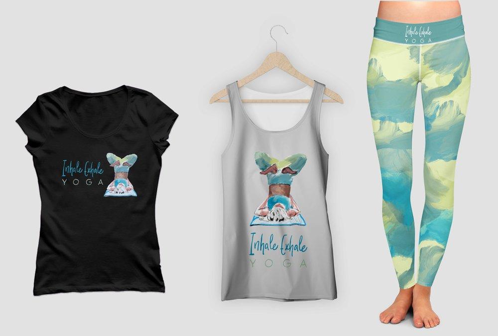 Yoga Apparel Designs