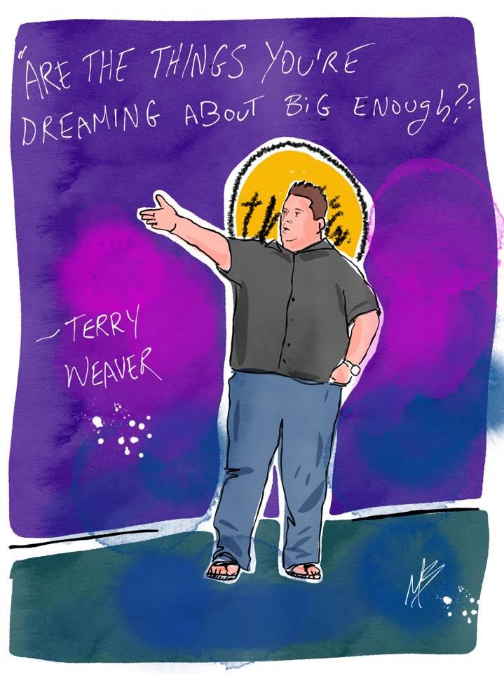Terry Weaver.