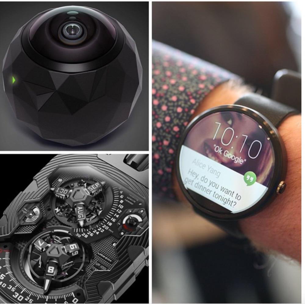 Wearable Tech Marketplace