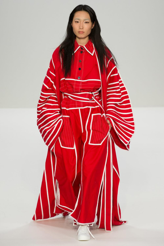 Fashion Scout  at London Fashion Week