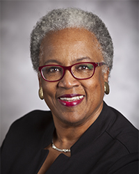 - Our featured keynote speaker is the distinguished Rev. Teresa L. Fry Brown, Ph.D.  Dr. Fry Brown currently serves as the Bandy Professor of Preaching at Candler School of Theology at Emory University in Atlanta, GA, and is the first Black and the first woman to hold what many consider the most prestigious preaching professorate in America.  She is the first tenured Black female Professor at Candler and the third Black female to attain the rank of Full Professor at Emory.   An ordained Itinerant Elder in the African Methodist Episcopal Church and an Associate Minister at New Bethel A.M.E., Dr. Fry Brown is also a prolific author, a member of the American Academy of Religion, the Society for the Study of Black Religion, the Academy of Homiletics and the illustrious Delta Sigma Theta Sorority, Incorporated.
