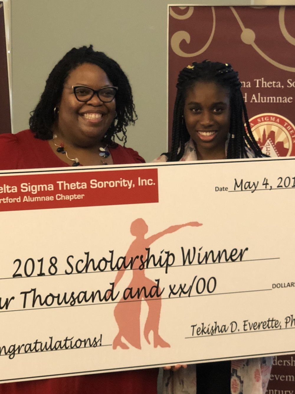 May Week Scholarship & Delta Academy Breakfast