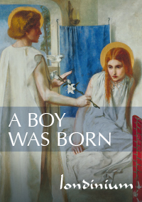 a boy was born concert image