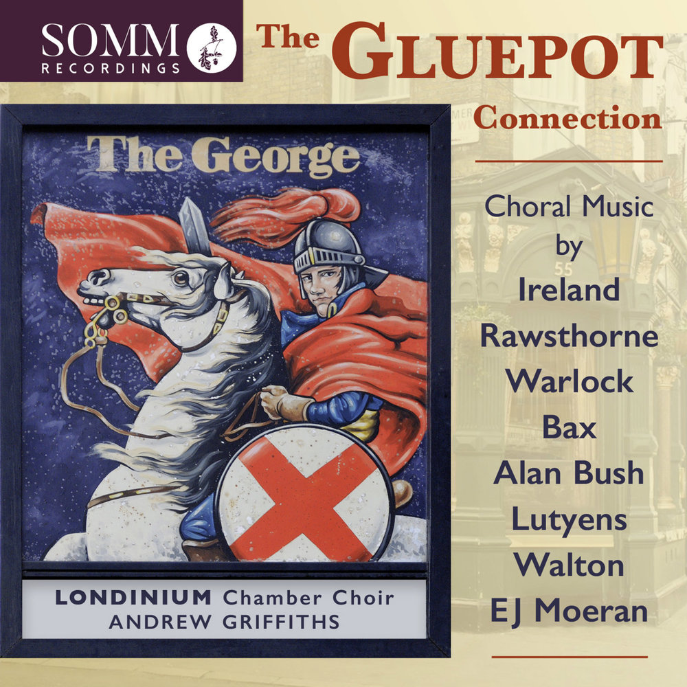 the gluepot connection cd