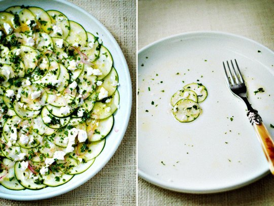 Zucchini 5 Ways from The KitchN
