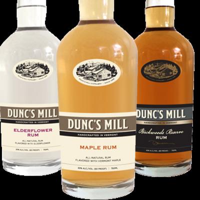 Dunc's Mill Rum