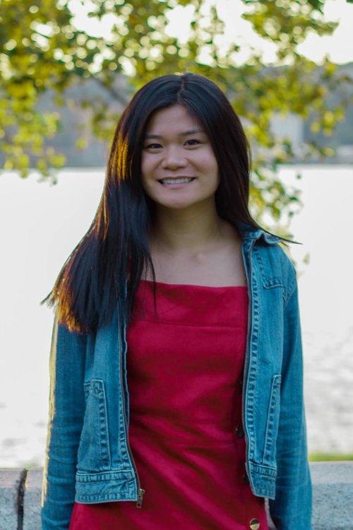 @ Michelle Qiu # CC — Neuroscience & English %