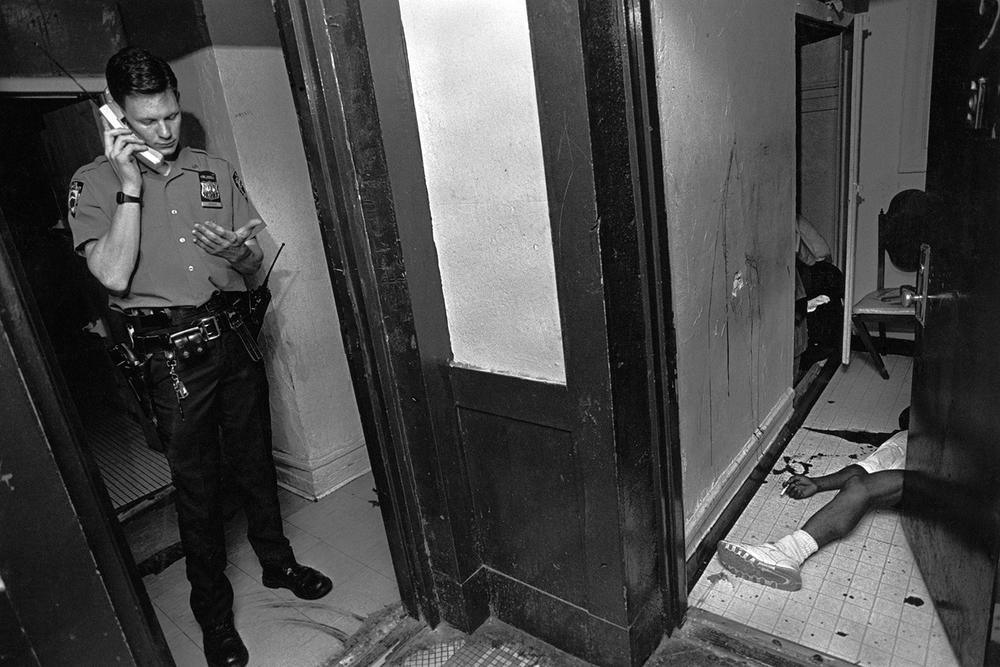Homicide  New York, NY. 1994
