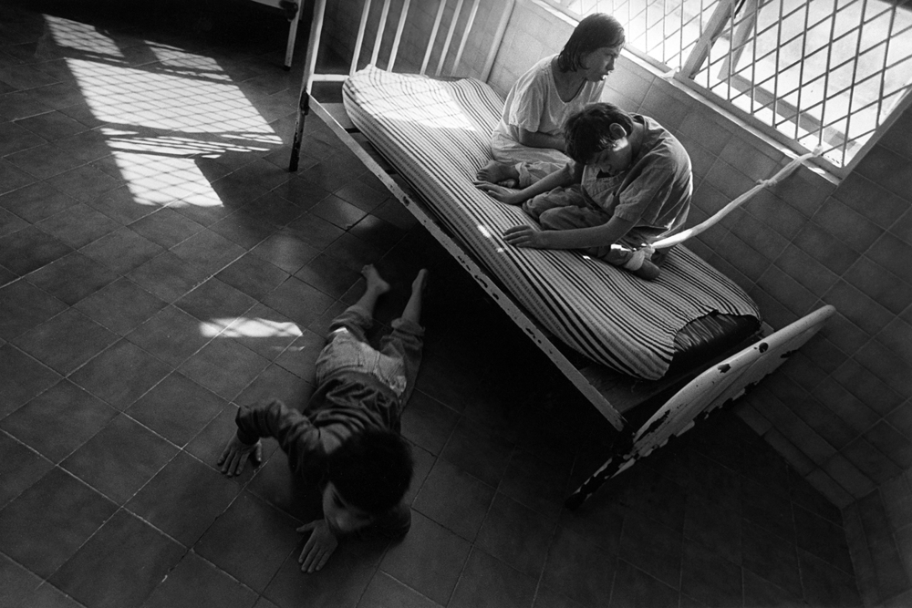 Children's ward  Jalisco Psychiatric Hospital Guadalajara, Mexico  1999
