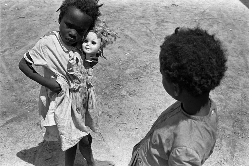 Broken Doll  Hughes, AR. 1970