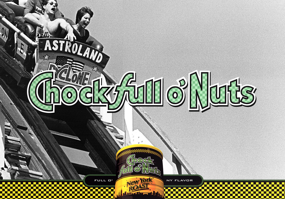 Chock full o'Nuts New York Roast Campaign  BBDO, Chicago 2003