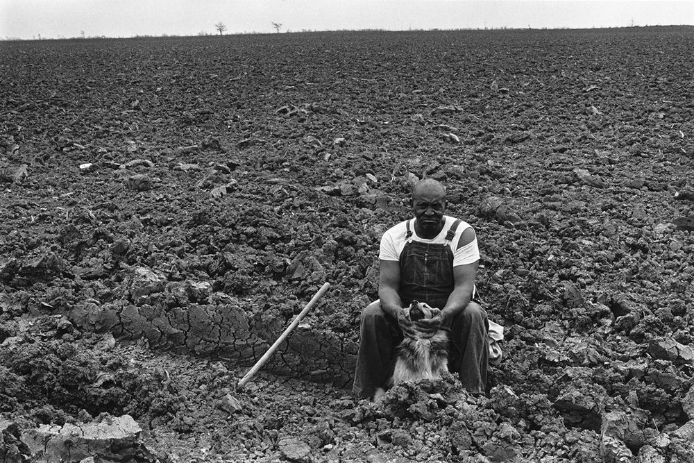 Field worker  Lee County, AR.  1970