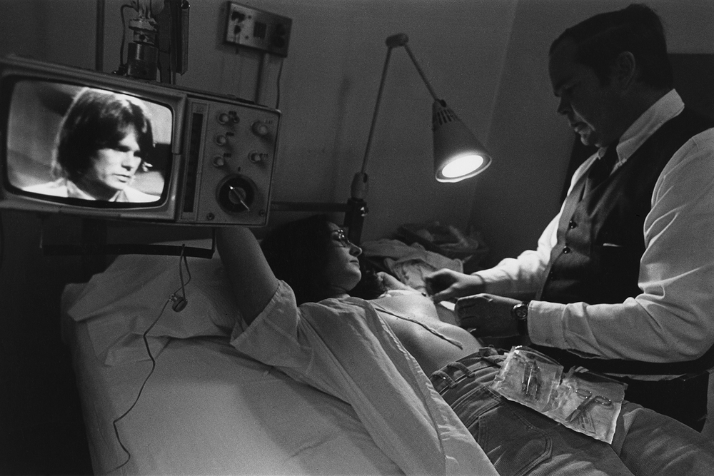 Pre-surgery  Boston Hospital for Women Boston, MA.  1978