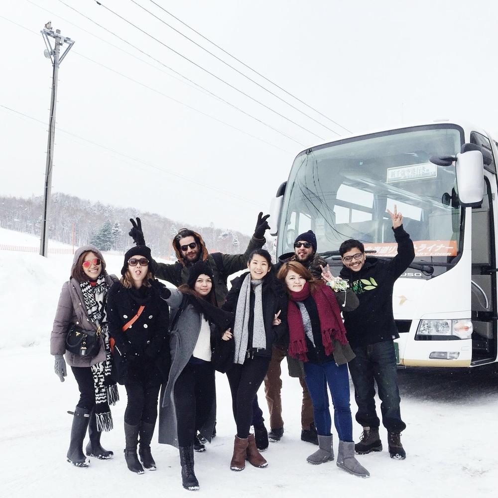 Melewi in Japan.