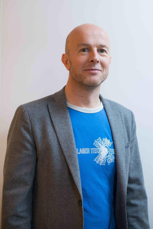 Sjur Usken, CEO of Smart Plants