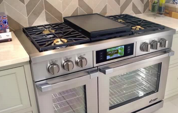 DACOR was early to smart ovens, but may let Samsung take lead on future kitchen + tech products