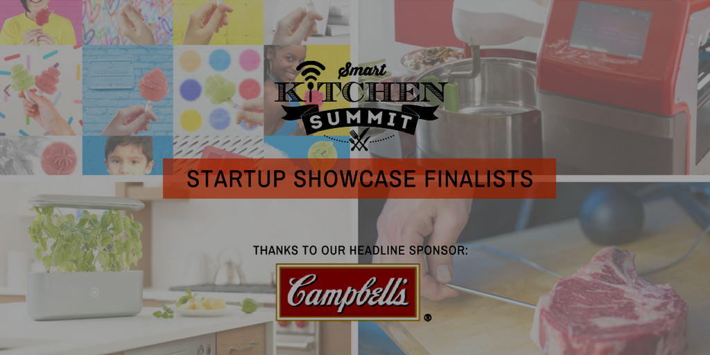Smart Kitchen Summit Announces 15 Finalists for Food Tech Startup