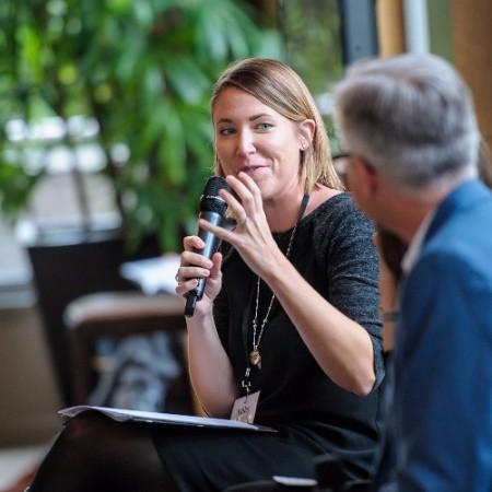 Ashley Daigneault, Caster Communications
